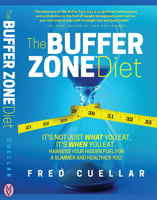 The Buffer Zone Diet Cover